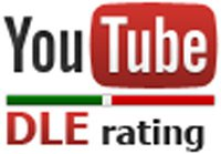 Модуль YouTube DLE-Rating